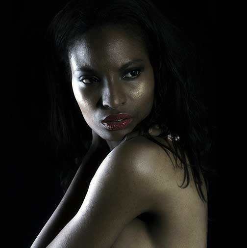 Seated Black Woman Prose and Verse Love and Romance Creative Writing  Teach Me How to Love...