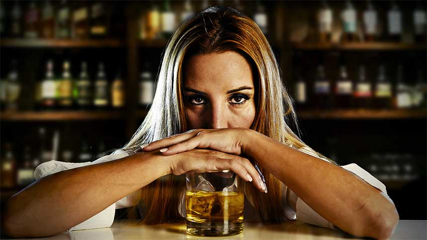 Alcohol More Dangerous for Women