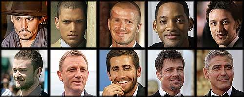 Sexiest Men of 2008