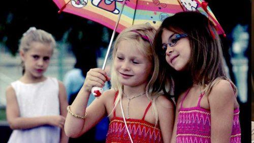 Little Girls, Advice to Little Girls