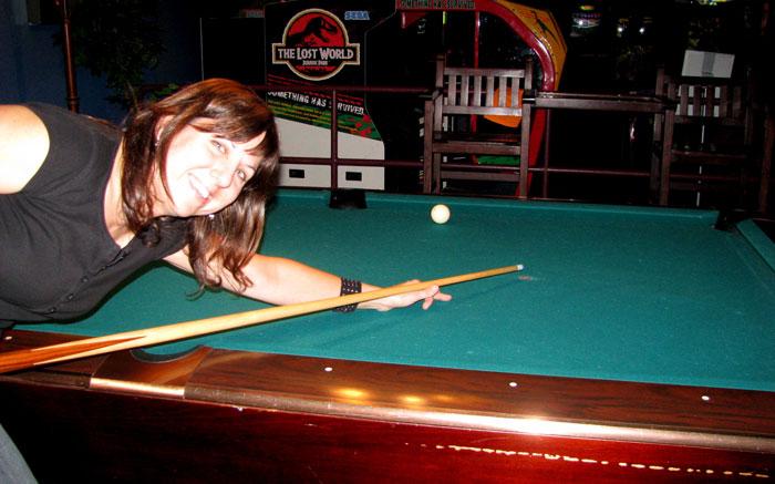 Bar Pool (1/2)