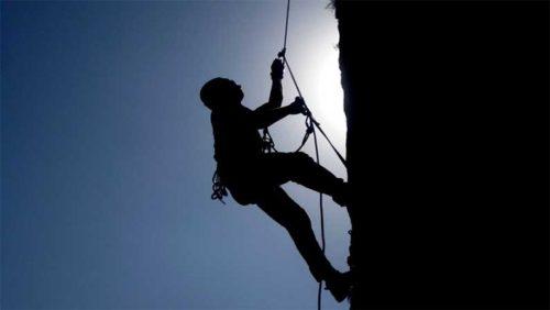 egress - climber
