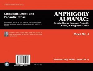 AMPHIGORY ALMANAC cover