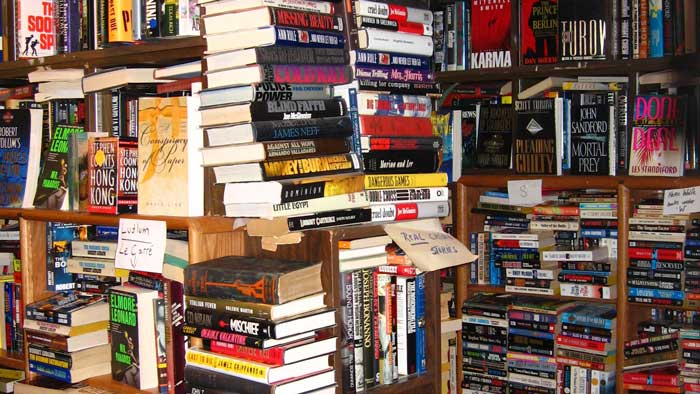 specific authors, New Authors: Give Them A Chance