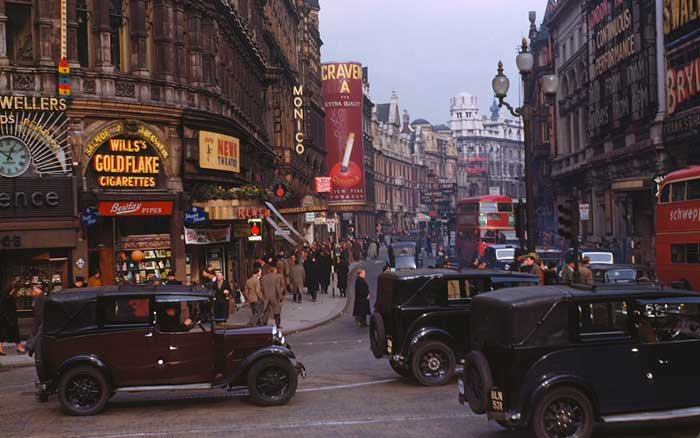 London Kodachrome by Chalmers Butterfield