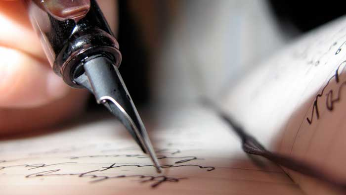 Writing Never Read, A Writing Never Read