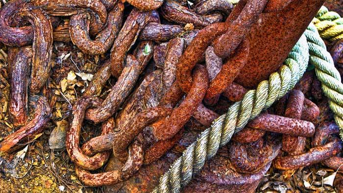 chains, Forebear
