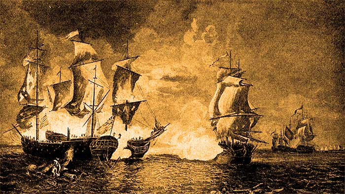 High Seas, Ffolkes' Accused