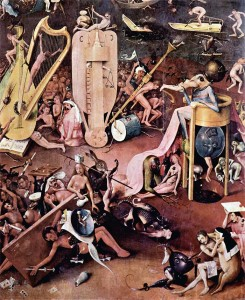 life and death Hieronymus Bosch