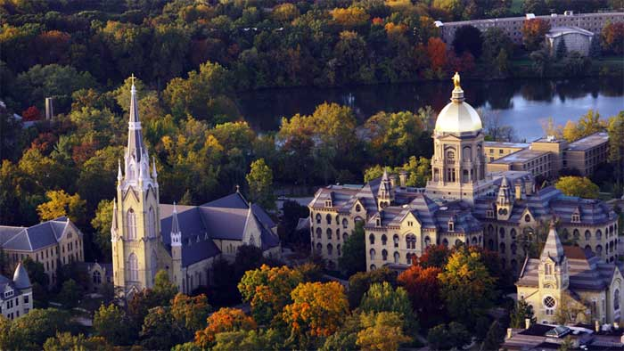 Tragedy, Another Tragedy @ Notre Dame