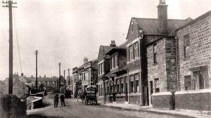 Front Street 1918