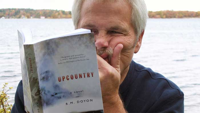 R.M. Doyon, 5 Day Interview with Upcountry's Author R.M. Doyon