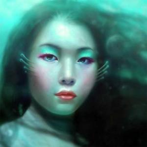 cyber mermaid,