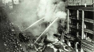 Fire, The Day of the Fire and the Aftermath