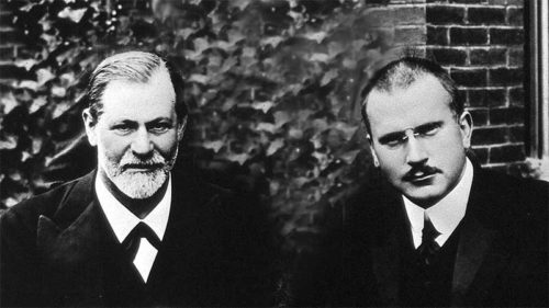 freud-and-jung