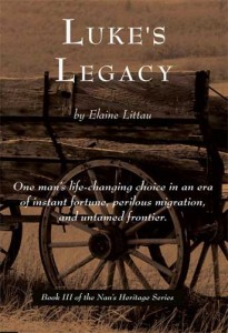 Purdy, Review: Luke's Legacy