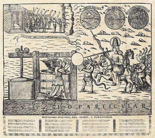 purgatory, The Visitor in Purgatory