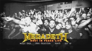 megadeth, Review: Megadeth – Rust in Peace Live