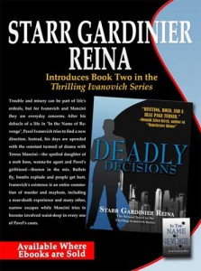 deadly, Review: Ivanovich Series