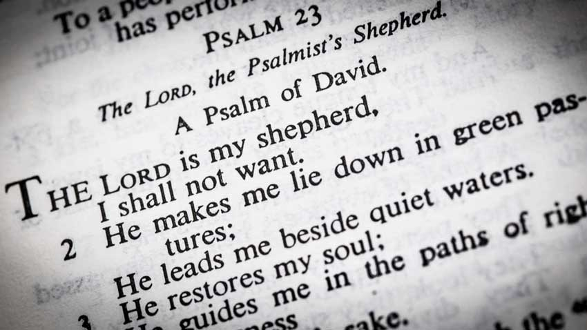 Psalms of Praise & Power