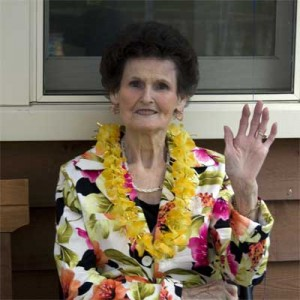 grandma, I Still See Grandmother Wave