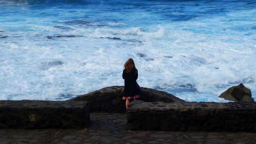 The Sea's Lover
