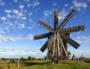 windmill, Song of the Windmills