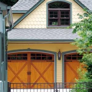 garage, Our Yellow Garage