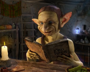goblin, Interview With A Wood Goblin