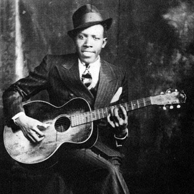 The Blues - robert-johnson