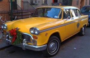 taxi, Inside A Taxi