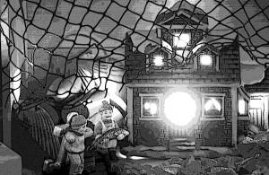 christmas, Caryn's Magic Towne – A Christmas Adventure