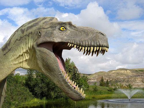 Dinosaur-t-rex