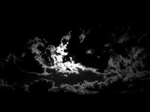 clouds, Black Clouds