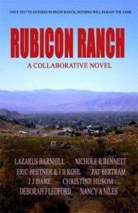 novel, Rubicon Ranch: A Collaborative Novel