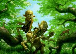 goblin, Goblin Tales for Adults – The Introduction