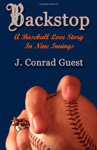 Backstop book cover