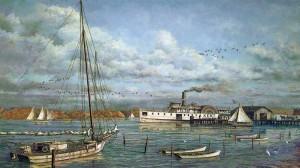 Chesapeake, On Writing the Chesapeake