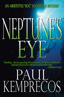Neptunes Eye by Paul Kemprecos1 Book of the Week