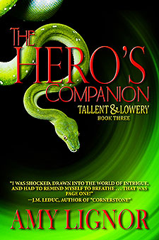 The Heros Companion by Amy Lignor1 Book of the Week