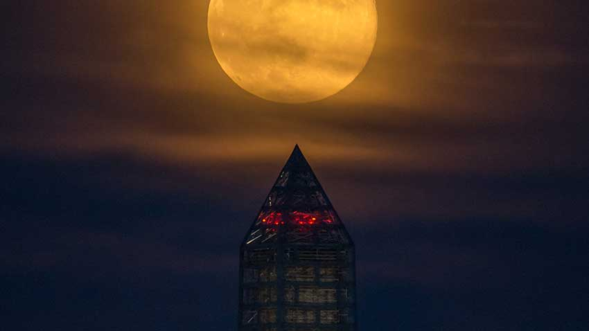 The Perigee Moon