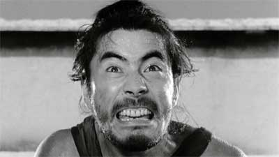 mifune in rashomon1 Japanese Cinema