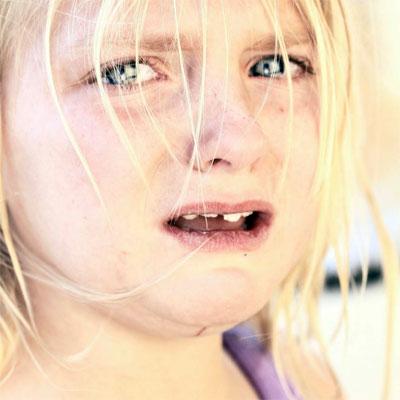 scorned child