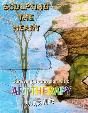 depression, Review: Surviving Depression with Art Therapy