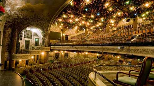 theatre, TIFF in the Elgin & Winter Garden Theatre Centre