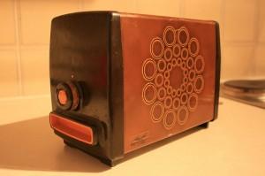 Orange Toaster