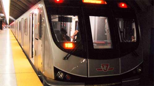 subway, Suicide on Toronto Subway