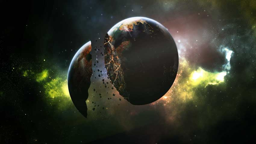 Turbulence in Deep Space, Turbulence in Deep Space