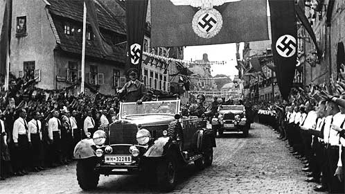 new America, Obama's New America –  A repeat of 1938 Germany?