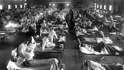 Flu, The Deadliest Flu in History (1)